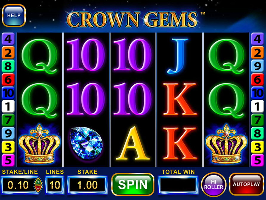 Crown Gems Hi-Roller