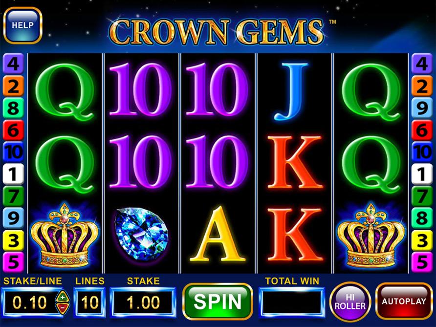 Crown Gems Hi-Roller