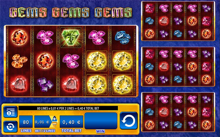 Gems Gems Gems