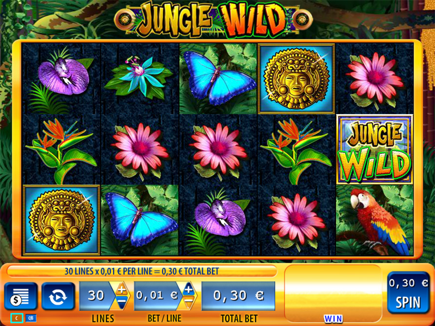 Jungle Wild – Bonus Guarantee